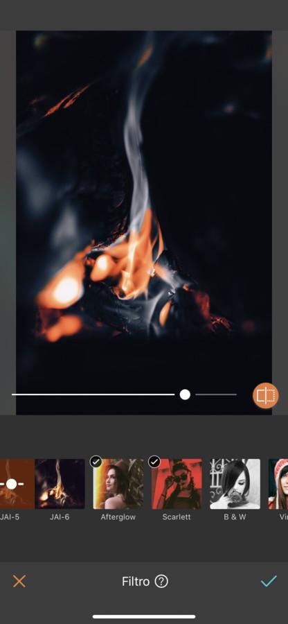 Fuego en filtros 04