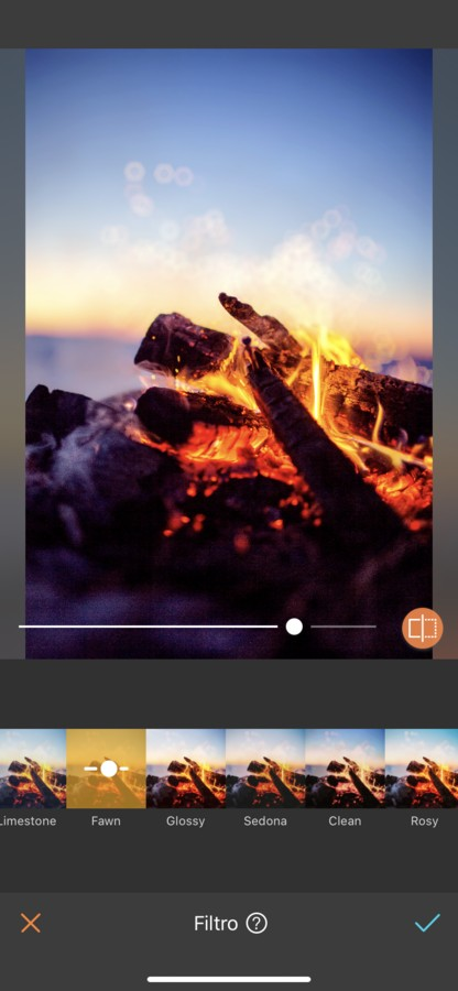 Fuego en filtros 08
