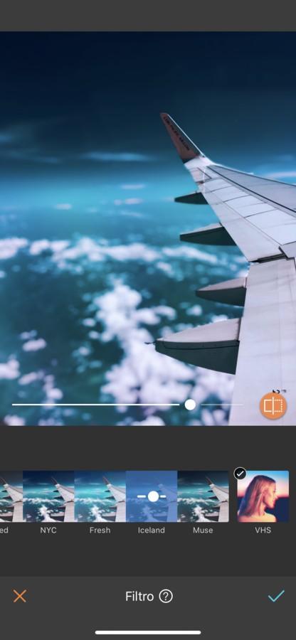 3 ideas para crear historias de Instagram avión cielo
