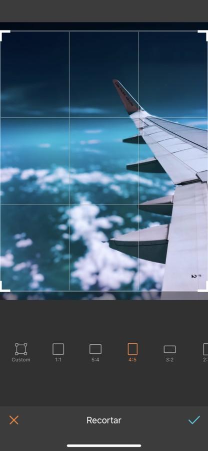 3 ideas para crear historias de Instagram avión cortar cielo