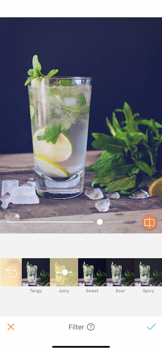 Mouthwatering Foodie Filters 01
