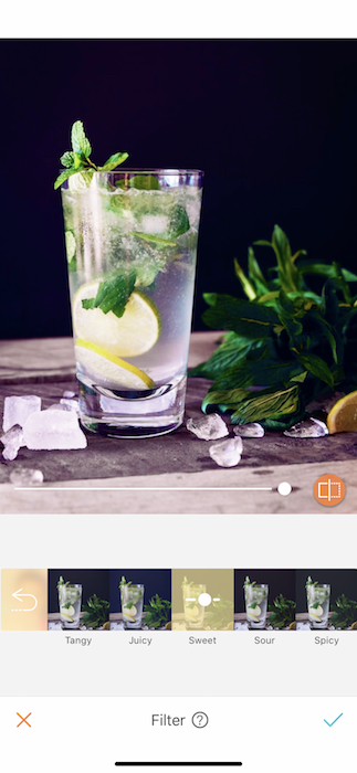 Mouthwatering Foodie Filters 02
