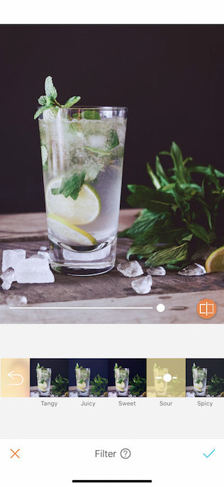 Mouthwatering Foodie Filters 03