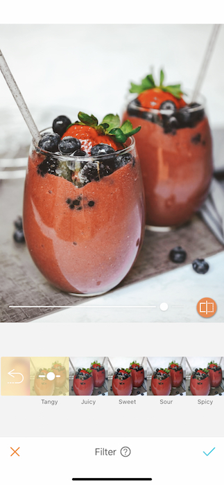 Mouthwatering Foodie Filters 06