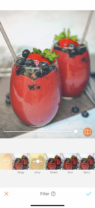 Mouthwatering Foodie Filters 07