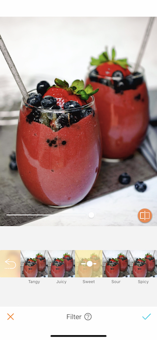 Mouthwatering Foodie Filters 08