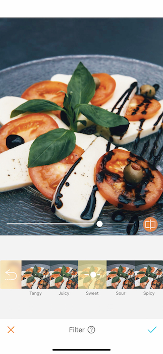 Mouthwatering Foodie Filters 09