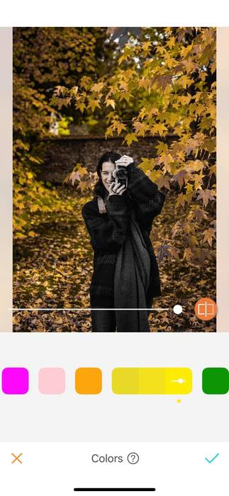 3 retouches indispensables pour vos photos d'automne24