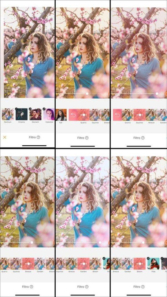 Como fazer fotos lindas na Primavera