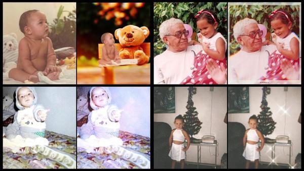 A magia do Dia das Crianças em sua foto