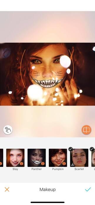 Halloween :  les nouveaux make-ups sont là !05