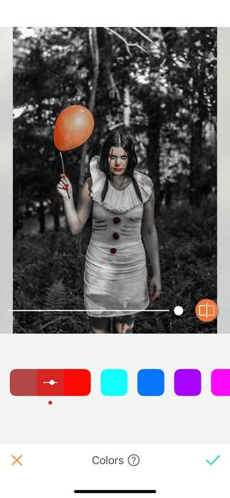 Halloween : 3 combinaisons idéales pour vos photos07