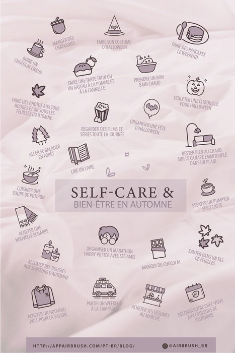 Self-care : prendre soin de soi en automne