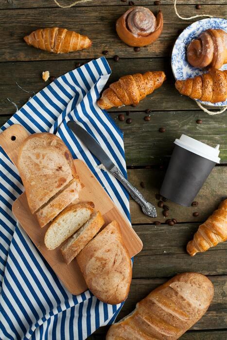 C'est la journée du pain. Sortez les baguettes !17