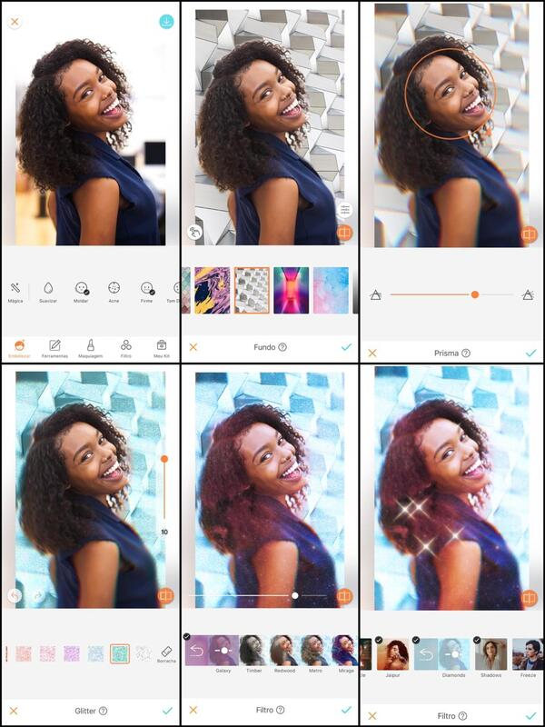 Como criar fotos mais divertidas para seu perfil