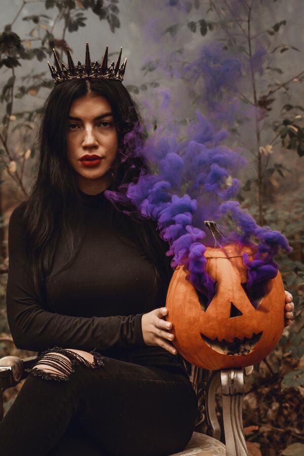 Especial Halloween: faça a foto perfeita