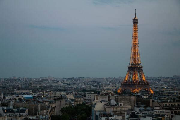 Inspire-se em Emily em Paris