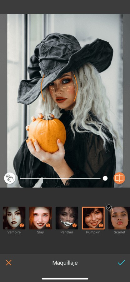 Dulce o Travesura: edita tus fotos de Halloween 28