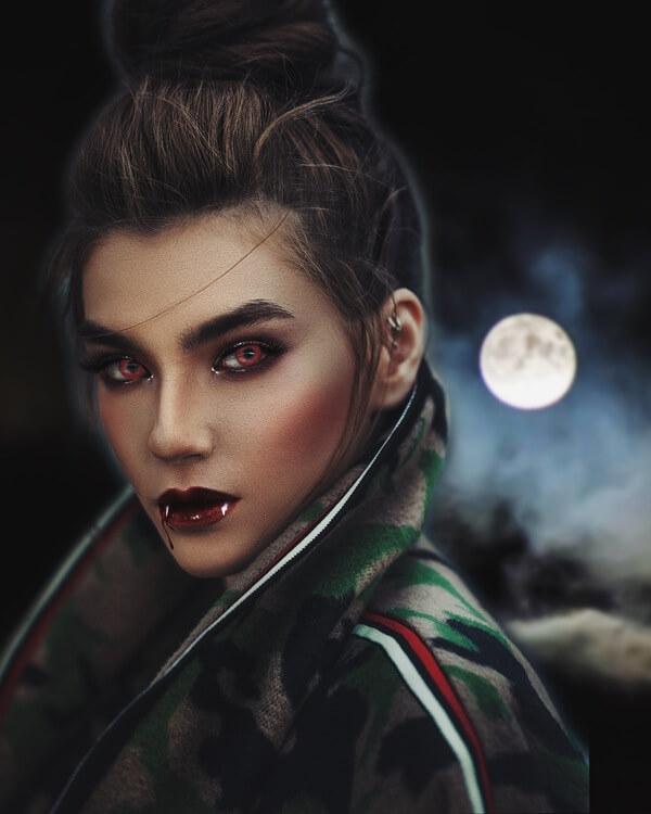 Dulce o Travesura: edita tus fotos de Halloween 02