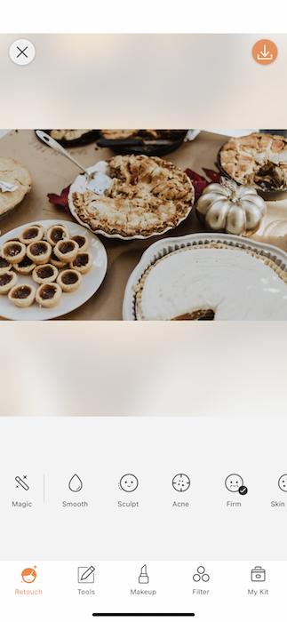 Fall Foodie Bingo 2