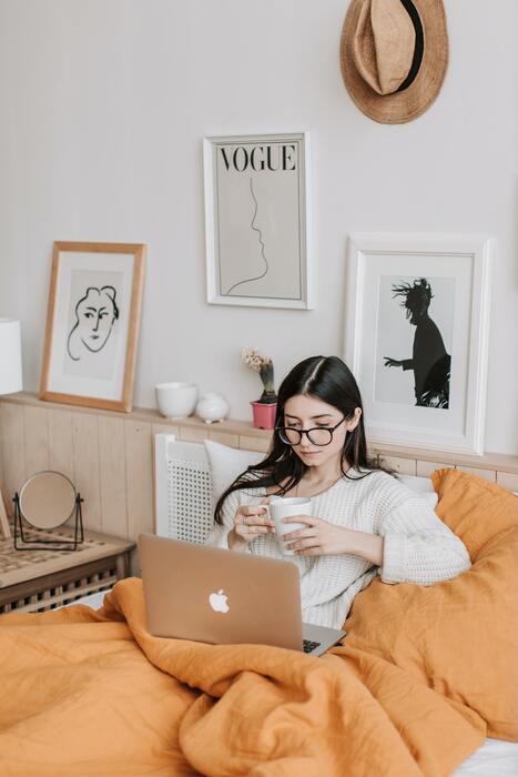 Photos à la maison : une pièce, une idée et un filtre.20