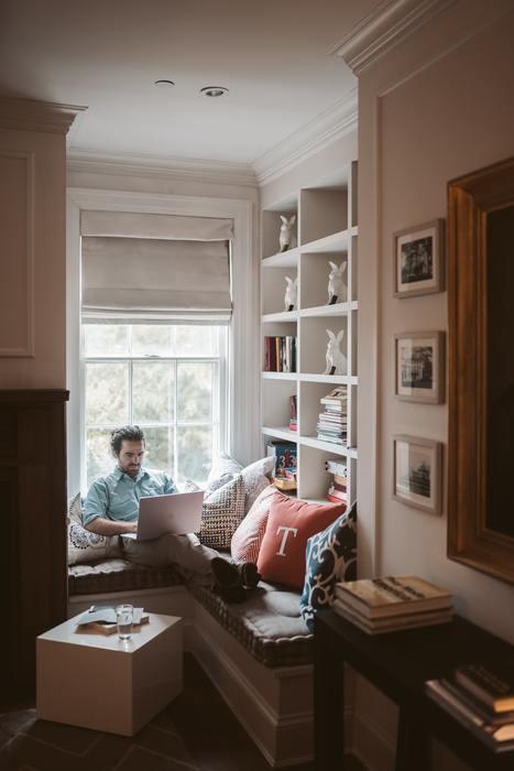Photos à la maison : une pièce, une idée et un filtre.46