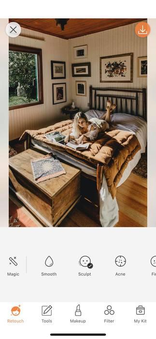 Photos à la maison : une pièce, une idée et un filtre.21