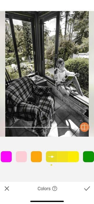 Photos à la maison : idées retouches19