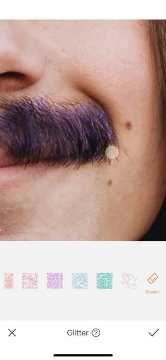 Movember: donnez de la couleur à votre moustache !2