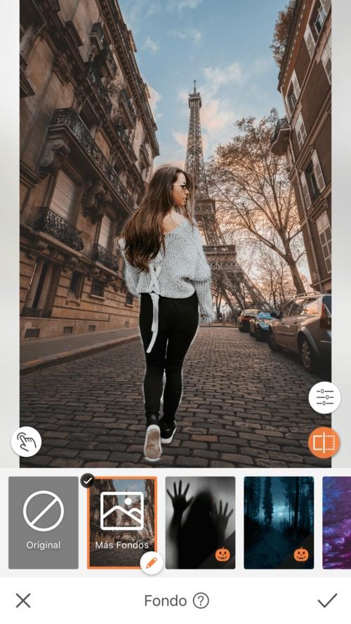 Fotos al estilo Emily en París 02
