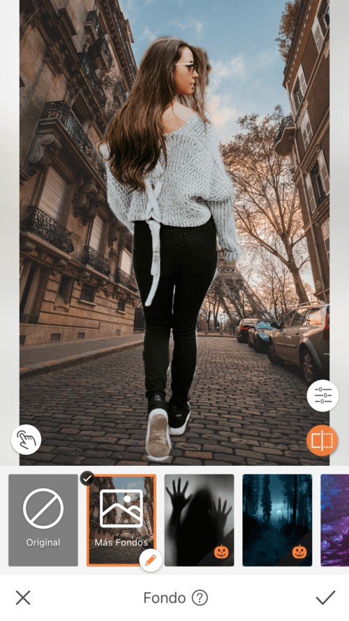 Fotos al estilo Emily en París 04