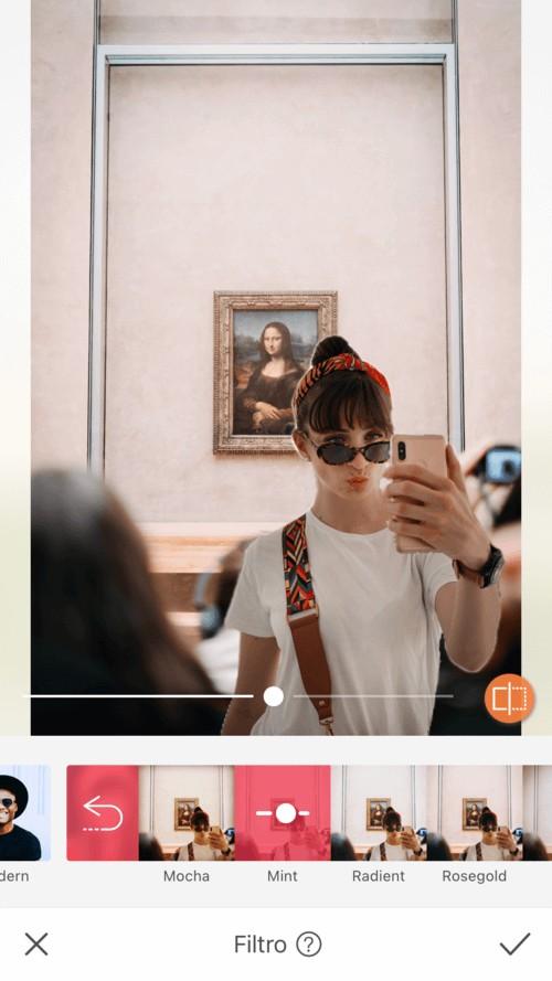 Fotos al estilo Emily en París 16