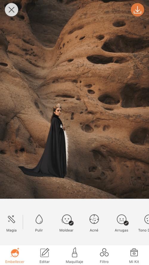 Fotos dignas de una Reina 12