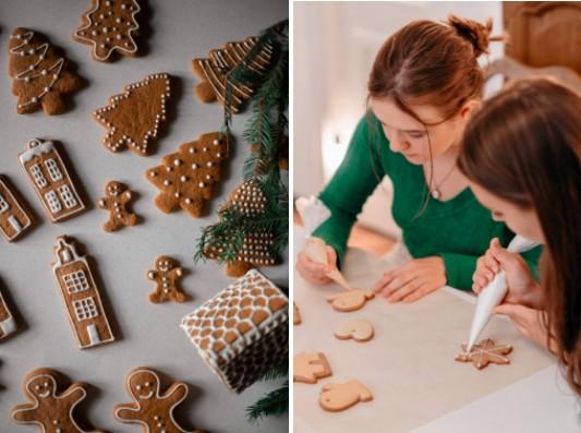 Galletas de Jengibre no pueden faltar en tu kit para esta Navidad
