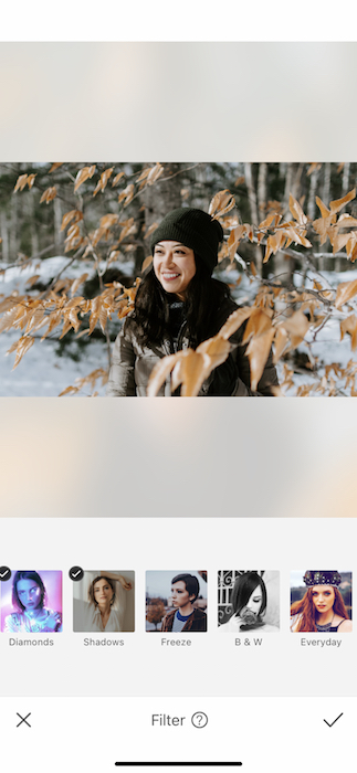Perfect filters for your winter pic 03