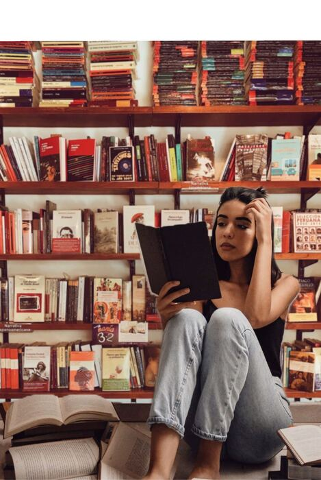 Stylé avec des livres : 4 retouches essentielles22