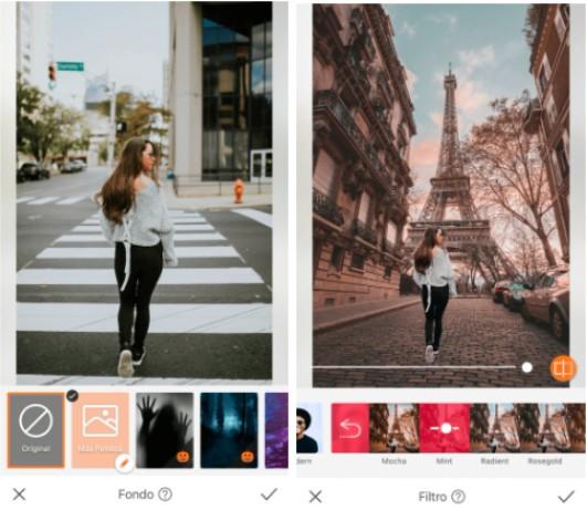 Cómo crear una foto en un lugar especial para ti