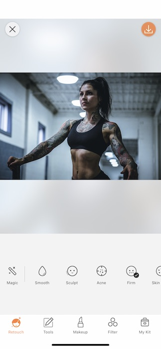 Edits Inspired by Powerful Women - Physically 1