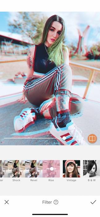 Blurry Like Billie 12
