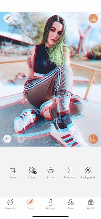 Blurry Like Billie 13