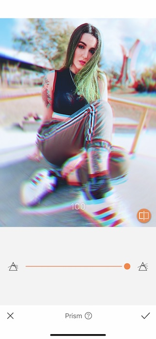 Blurry Like Billie 16