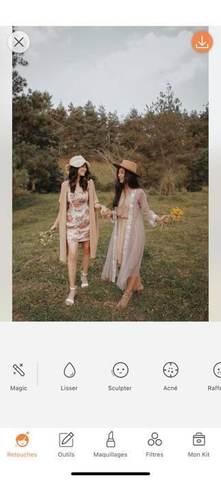 Filtre du mois : Vintage11