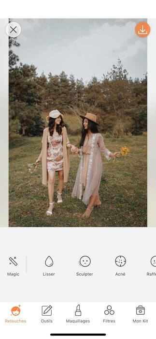 Filtre du mois : Vintage13