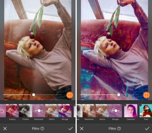 Edits y fotos artsy con AirBrush 03