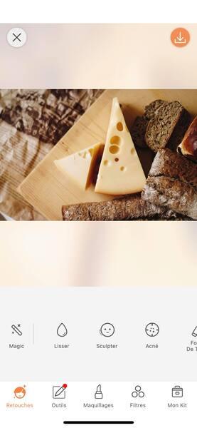 Journée internationale du fromage : 3 retouches pour le cheese01