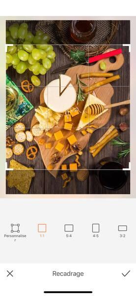 Journée internationale du fromage : 3 retouches pour le cheese06