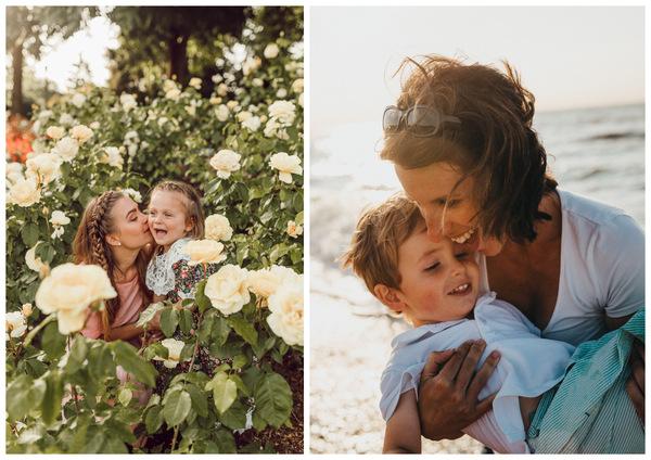 Des Mamans totalement cool Jour des Mères