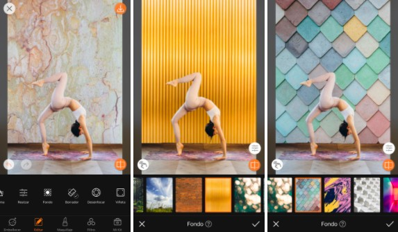 fotos de yoga