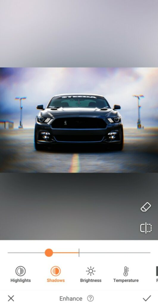 Fast and Furious AirBrush Edit