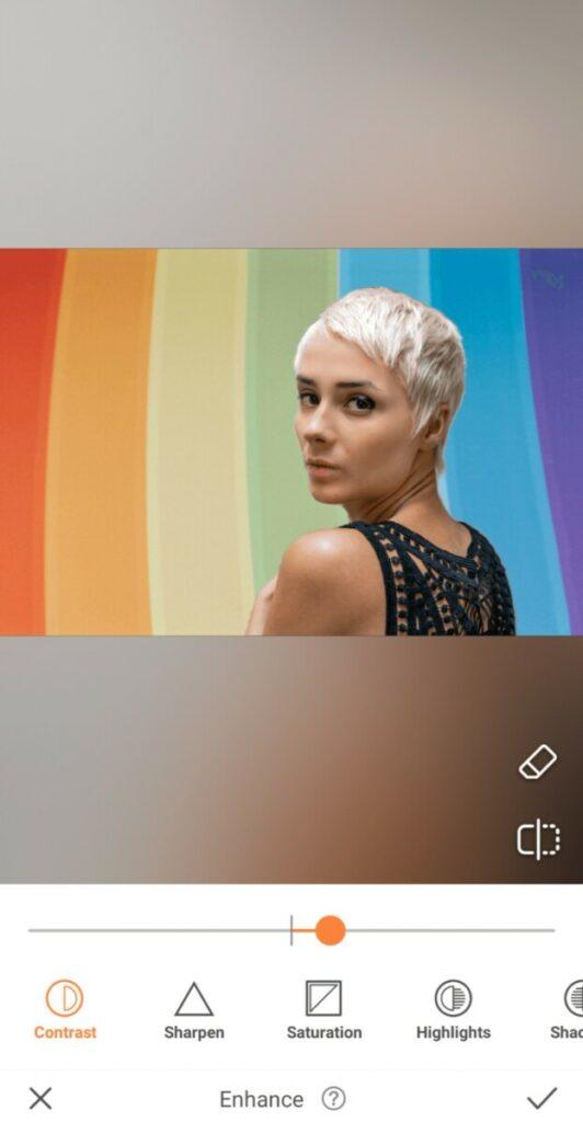 AirBrush Rainbow Background